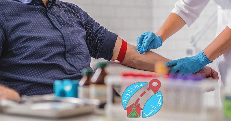 کاربرد آزمایش خون