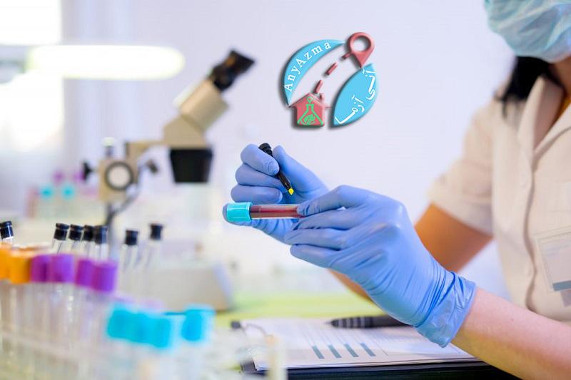 اهمیت آزمایش خون