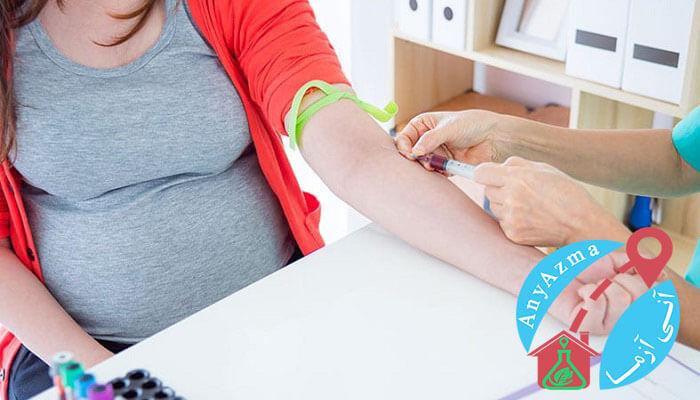 آزمایش غربالگری بارداری