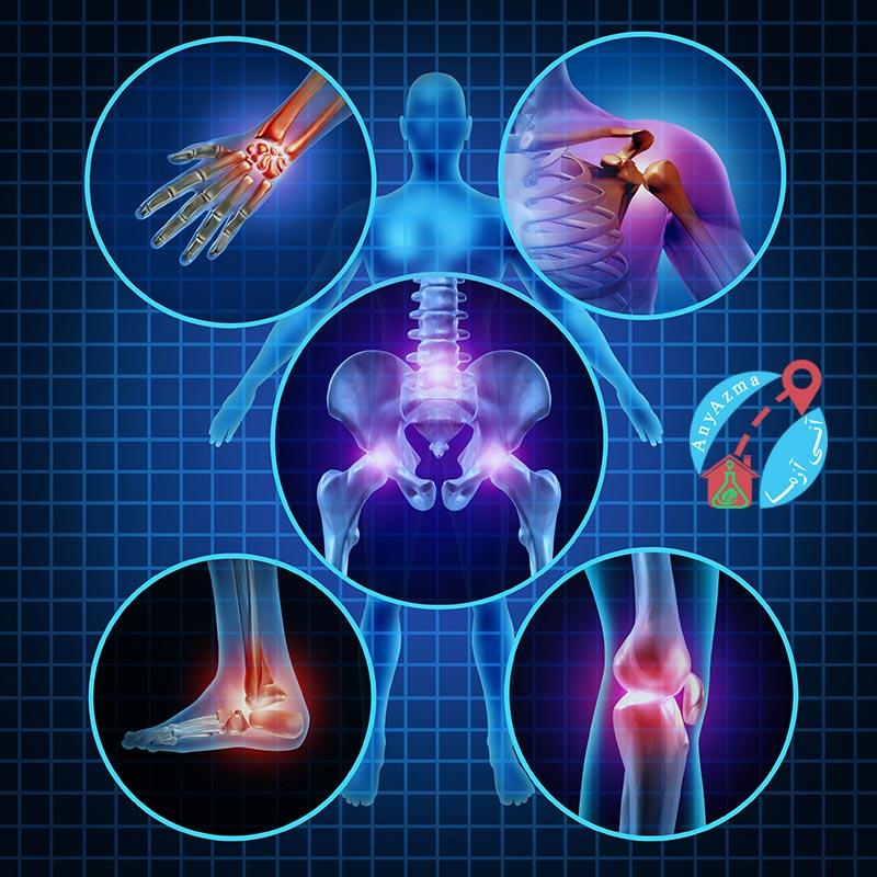 آزمایشات پوکی استخوان